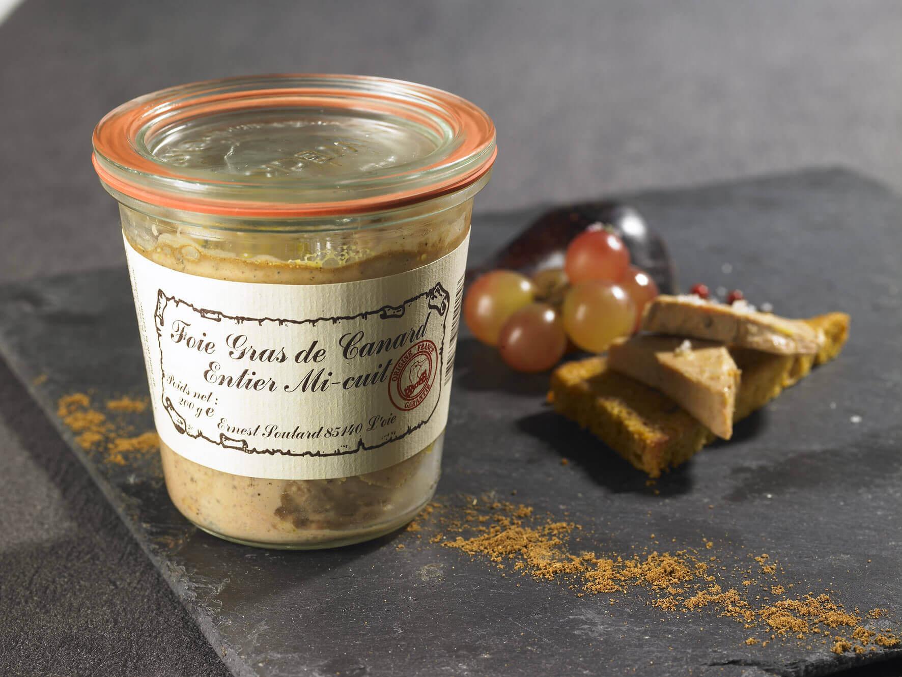Conservation foie gras maison - Duree conservation soupe maison ...